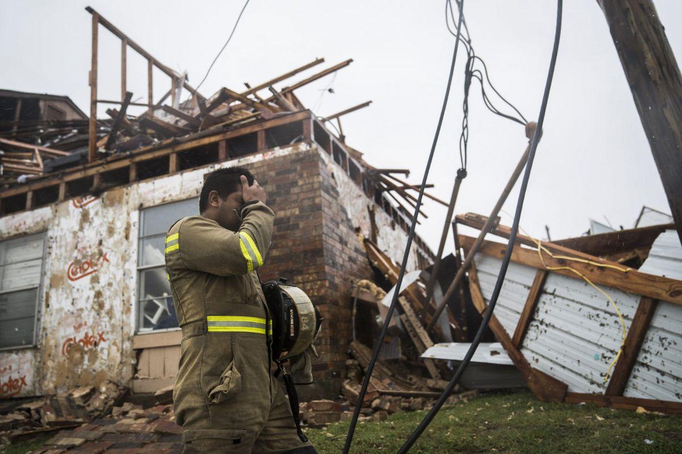 Still reeling from Hurricane Harvey, I learned that my friend was killed in Sudan