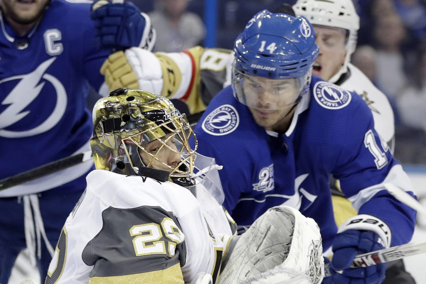 Flyers-Lightning preview: Another measuring stick