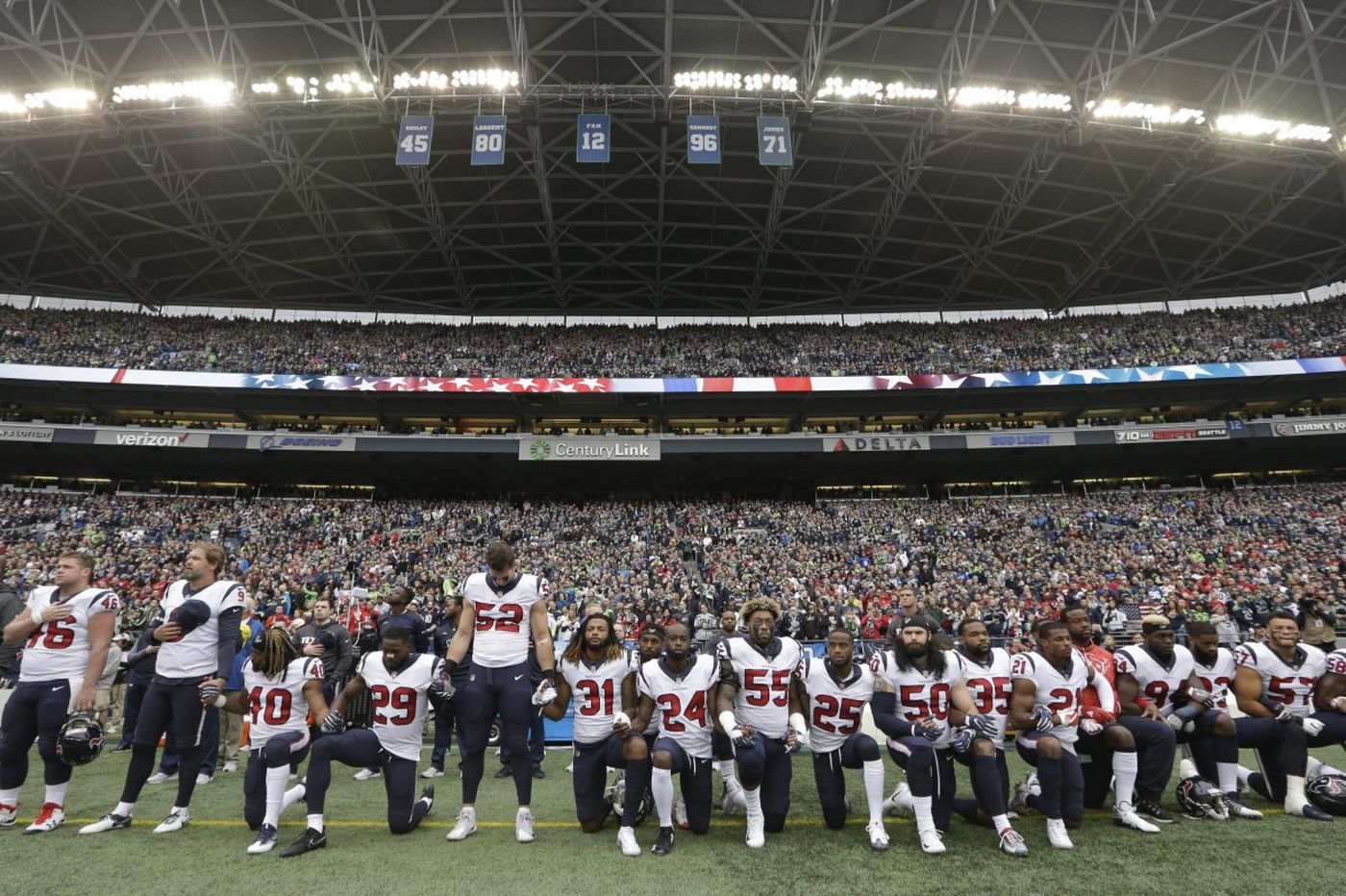 The NFL says it supports protests, but instead it's making them invisible | Bob Ford
