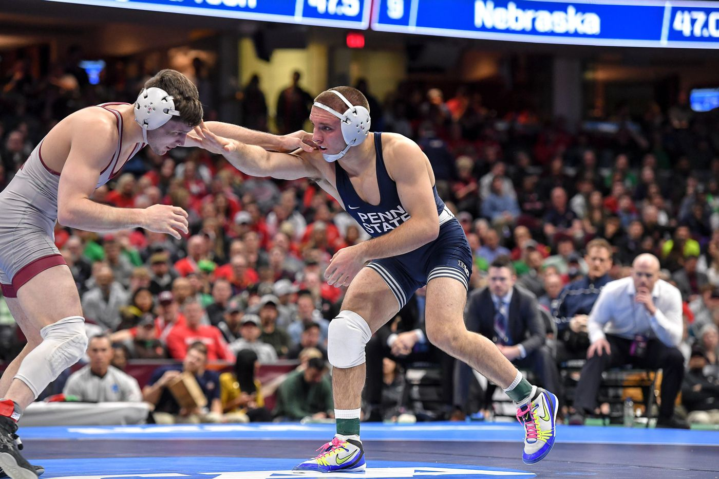 Penn State's Zain Retherford wrestled for a shot at the Olympics amid the COVID-19 outbreak. Why, and what did it lead to?   Mike Sielski
