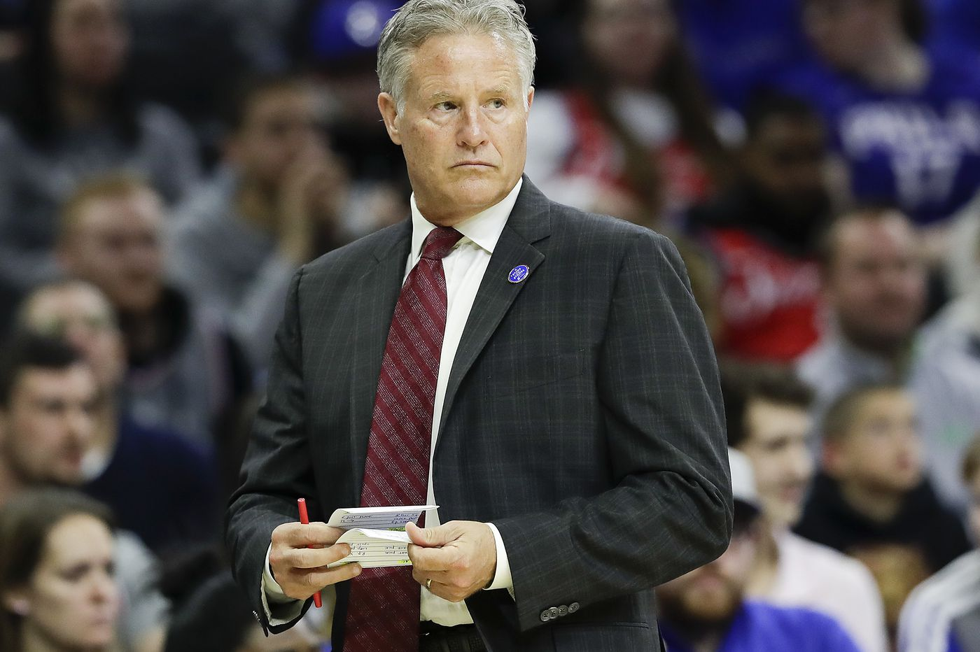 Brett Brown calls Sixers' shooting problems 'outlier' and 'abnormal'