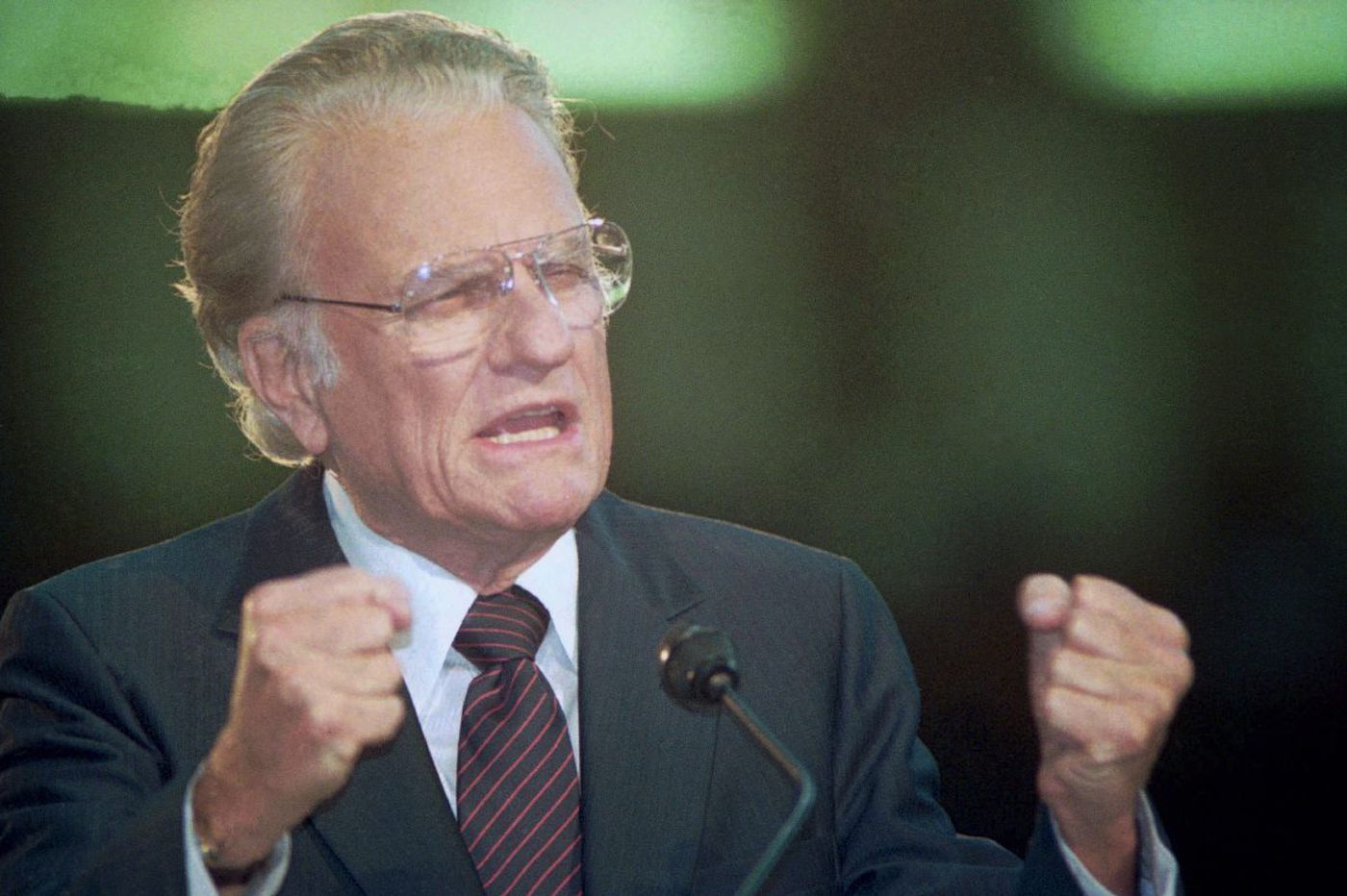 How an aging Billy Graham approached his own death | Perspective
