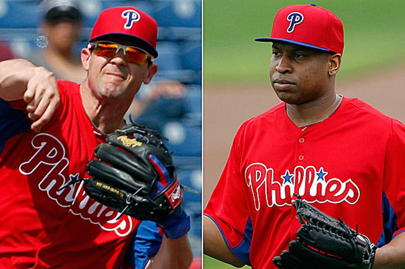 Phillies hope Michael Young is positive influence on Delmon Young