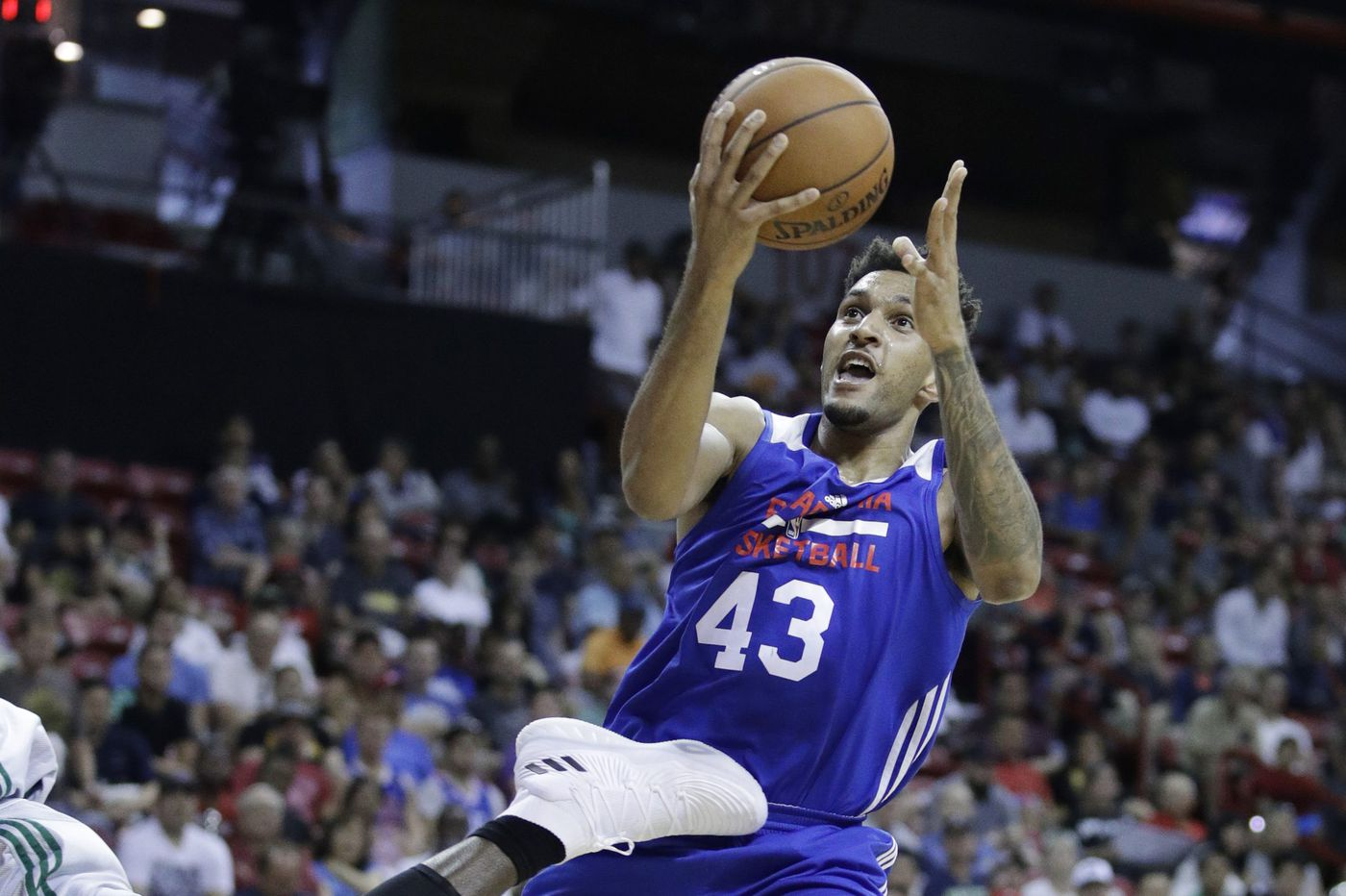 Sixers make Jonah Bolden signing, Mike Muscala trade official