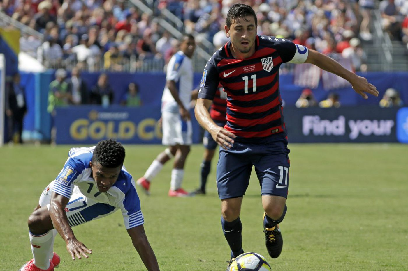 Alejandro Bedoya, Christian Pulisic on U.S. national team for September World Cup qualifiers