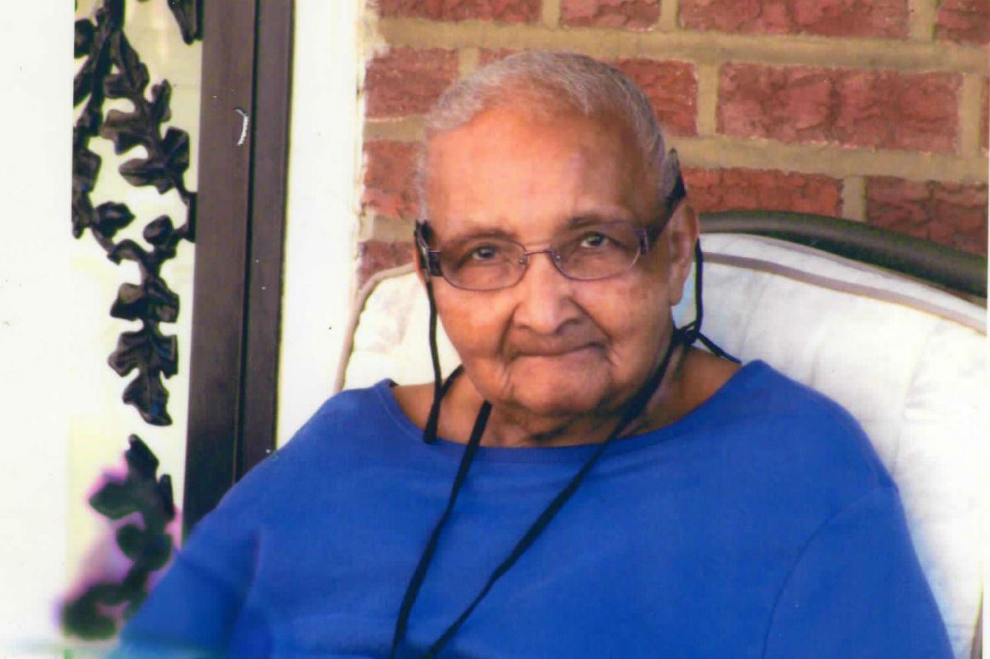Willie Belle Oliver, 88, a determined, devoted single mother of five