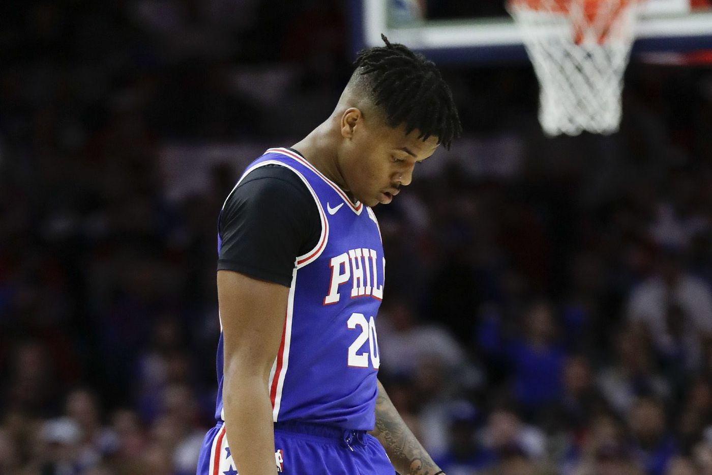 Will things ever start looking up for the Sixers' Markelle Fultz? | Bob Ford