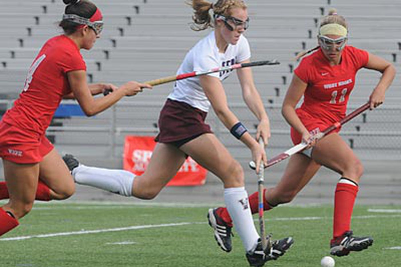 Cuneo is field hockey Player of the Year