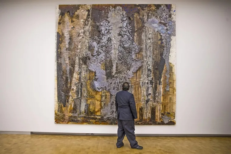 The Kiefer Rodin exhibition at the Barnes Foundation