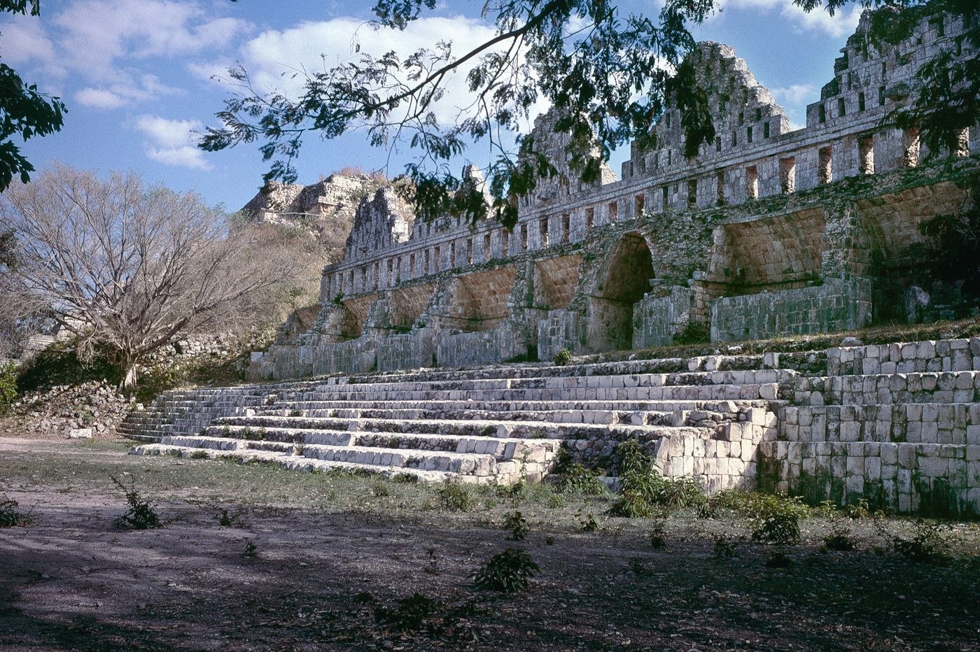 To get closer to Mayan ruins, travel farther