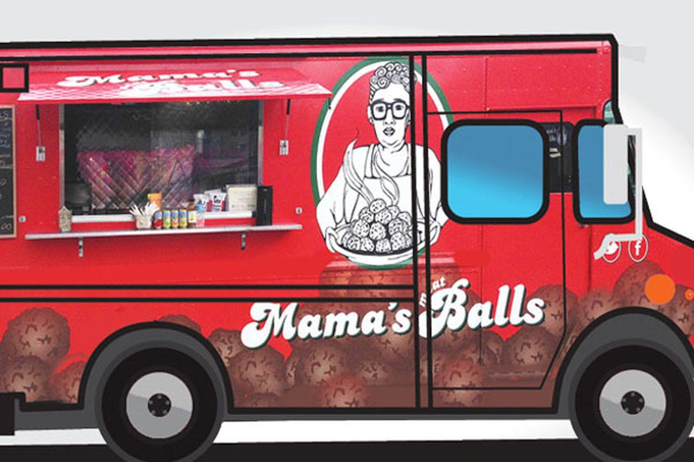 Truck Stop: Mama's Meatballs