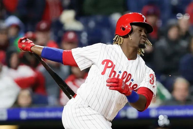 Phillies center fielder Odubel Herrera