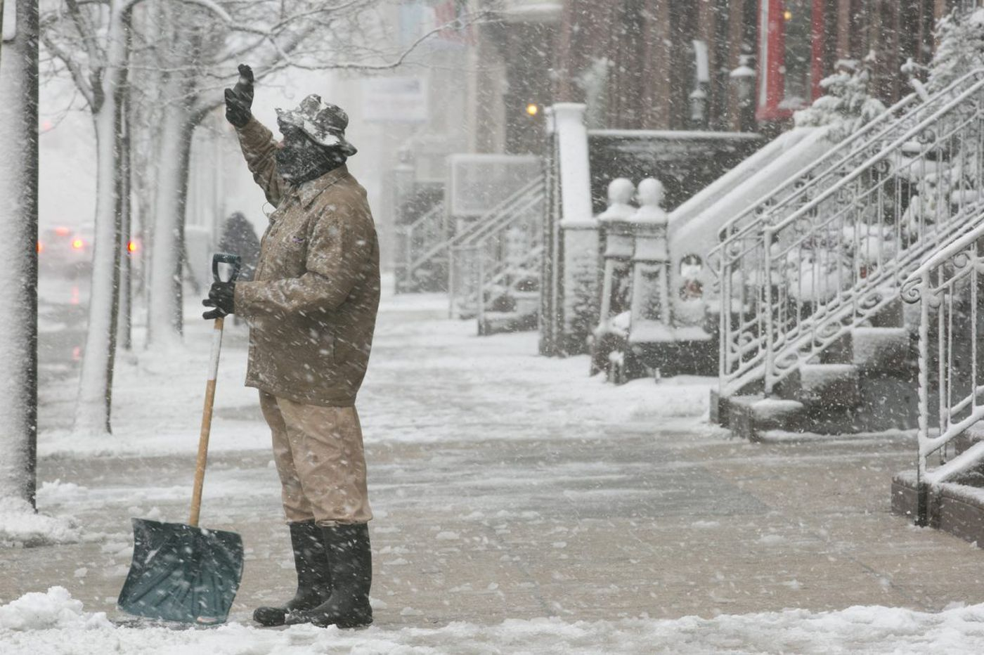 Mild winter remains good bet, feds say
