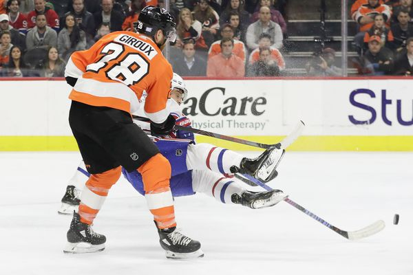 Quick thoughts from the Flyers 3-2 win over Montreal