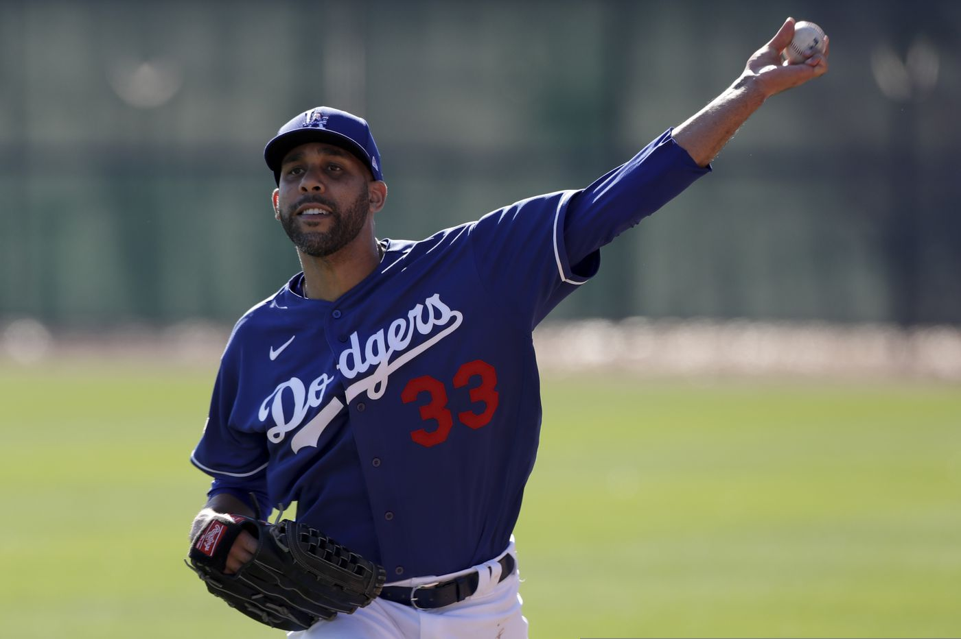 Dodgers pitcher David Price won't play this year because of coronavirus