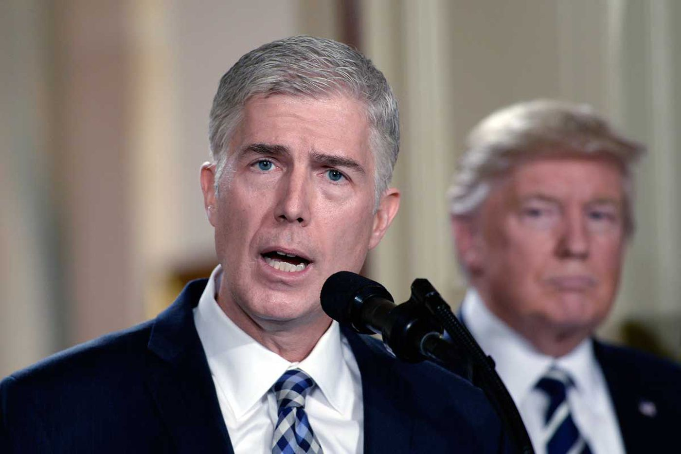 Inquirer Editorial: Democrats should give Gorsuch fair hearing Obama nominee never got