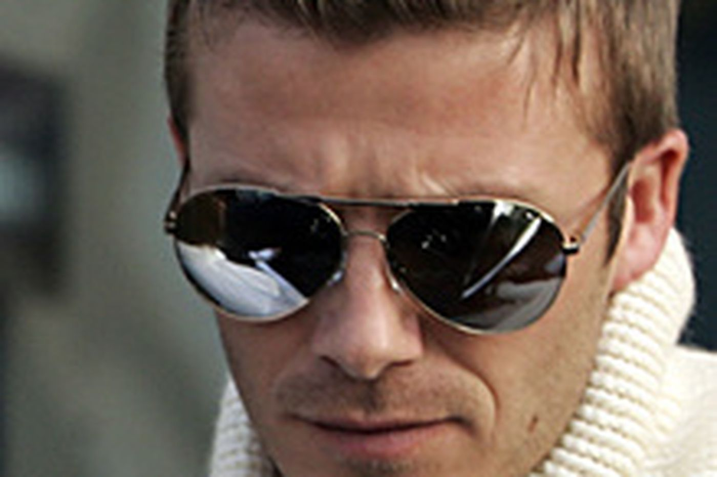 John Smallwood | $occer owes Beckham