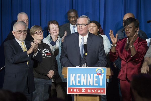 Philadelphia Mayor Jim Kenney wins reelection without even campaigning. Now what?