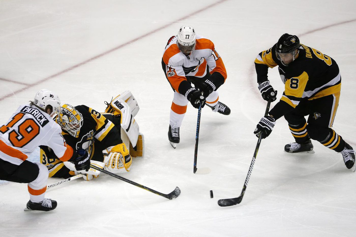 Quick takes on another gut-punch OT loss for Flyers