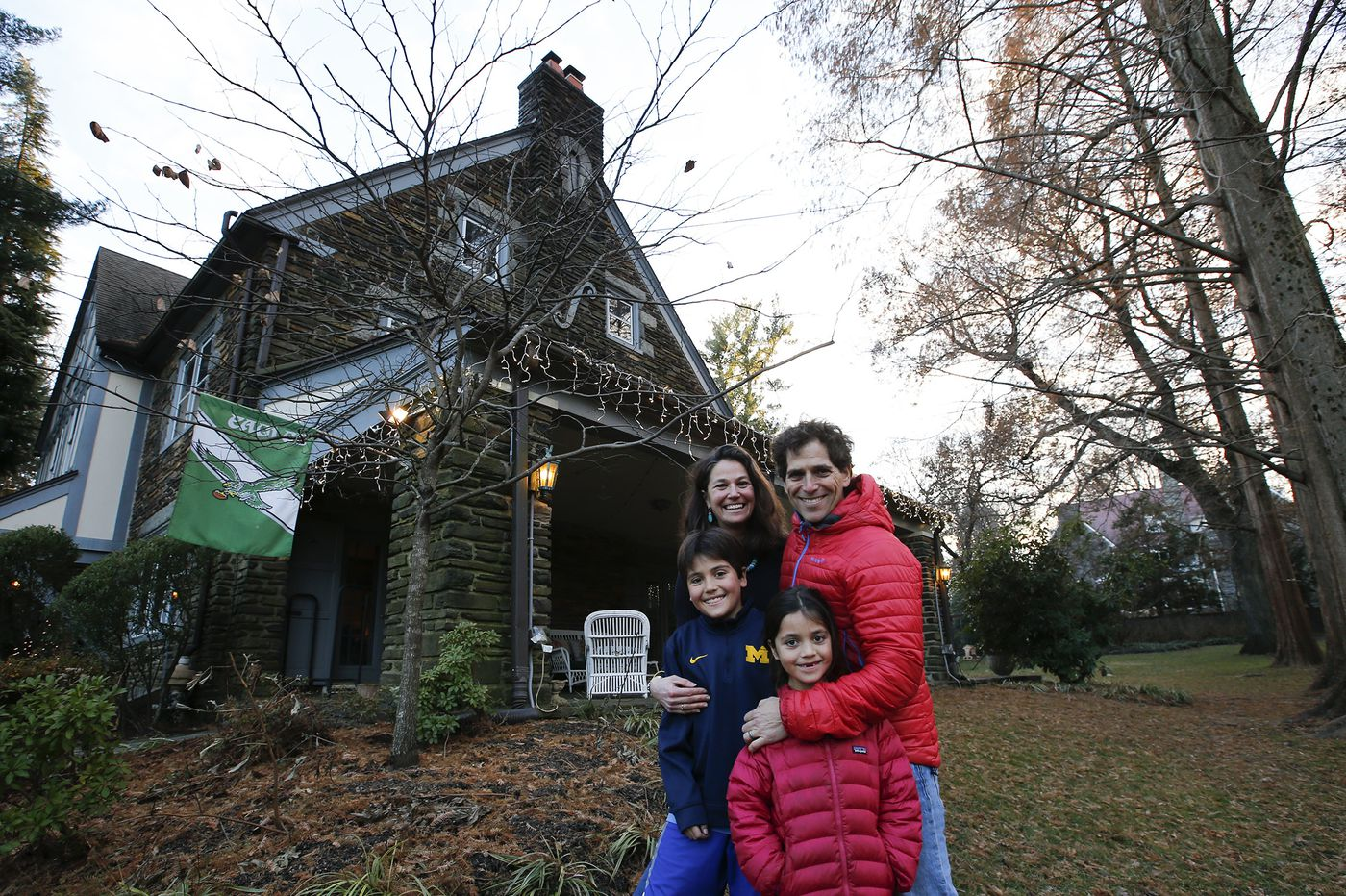 Opening up a Craftsman-style home in Wynnewood for modern living