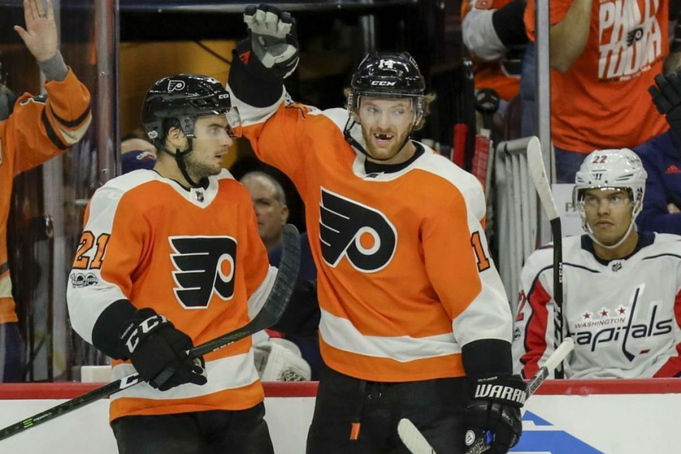 Talent, depth and tenacity help Flyers to fast start
