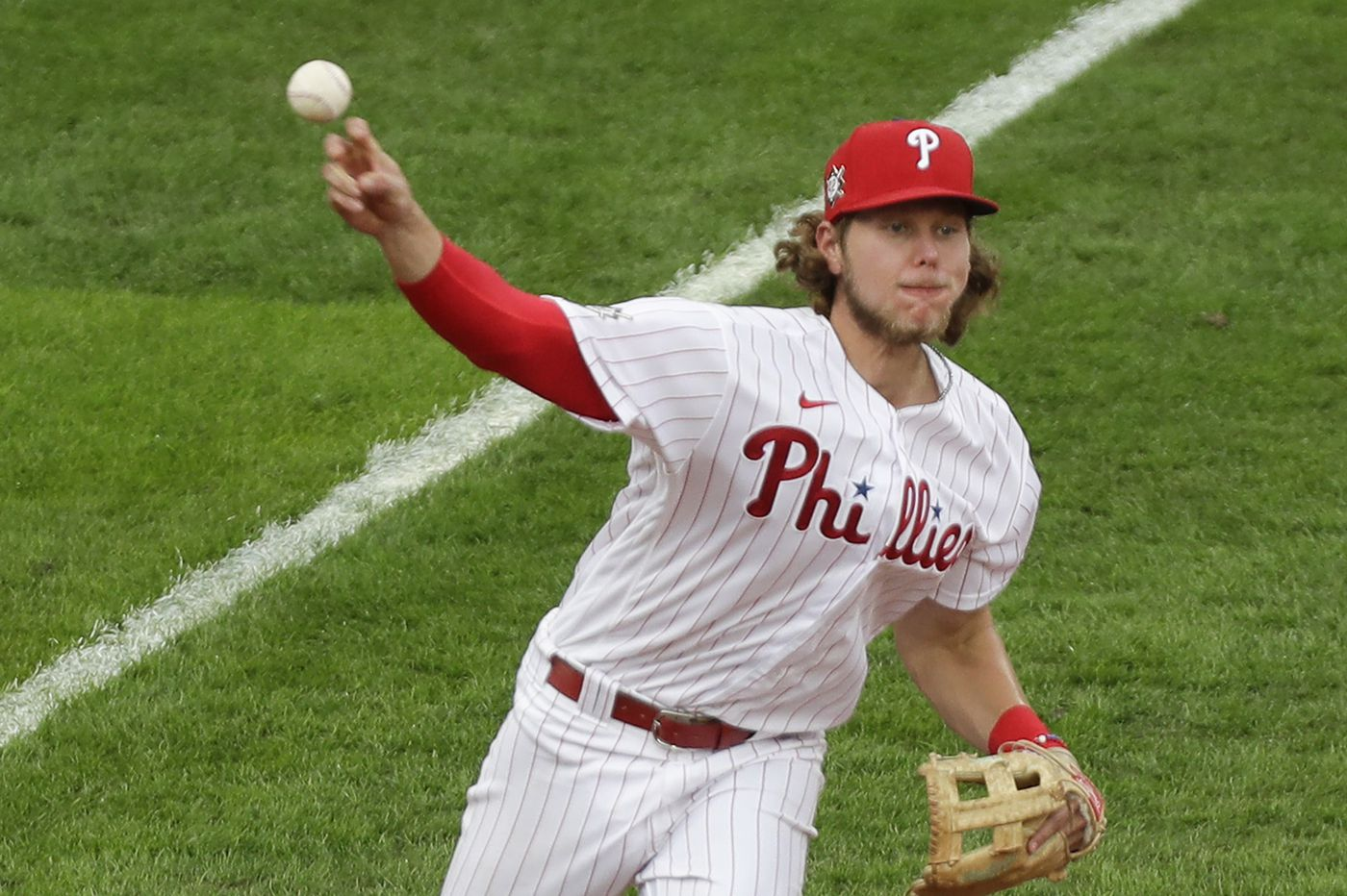 Phillies third baseman Alec Bohm nominated for NL rookie of the year award