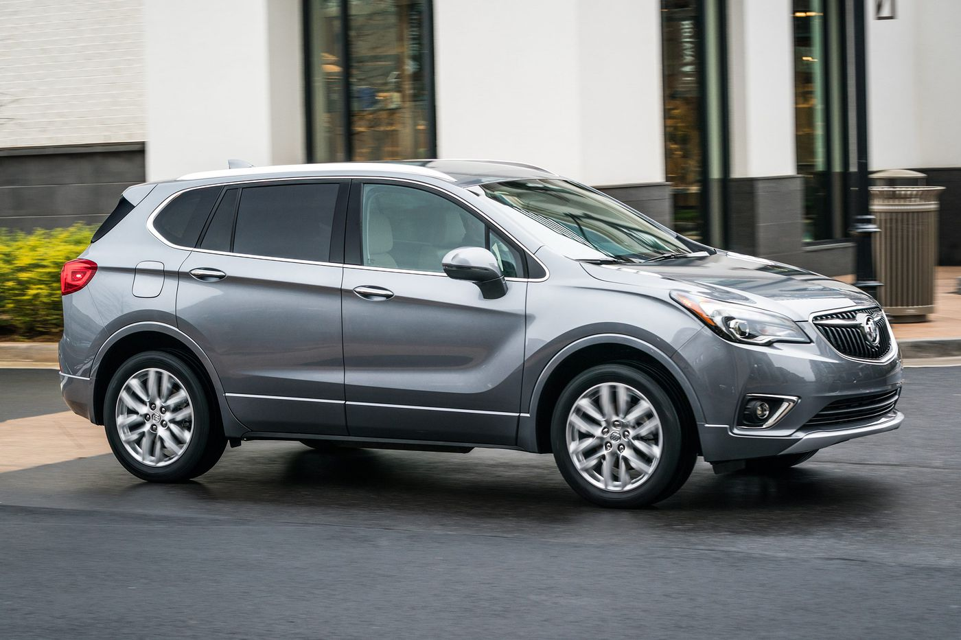 Refreshed for 2019, Buick Envision is roomy, comfortable, and quiet