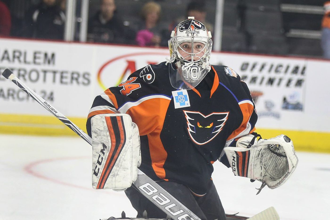 Phantoms on brink of elimination after 5-0 loss to Toronto