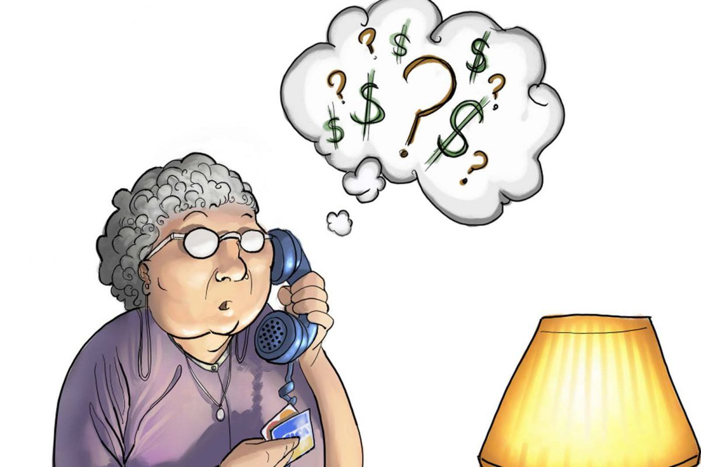 Getting help for elder financial abuse