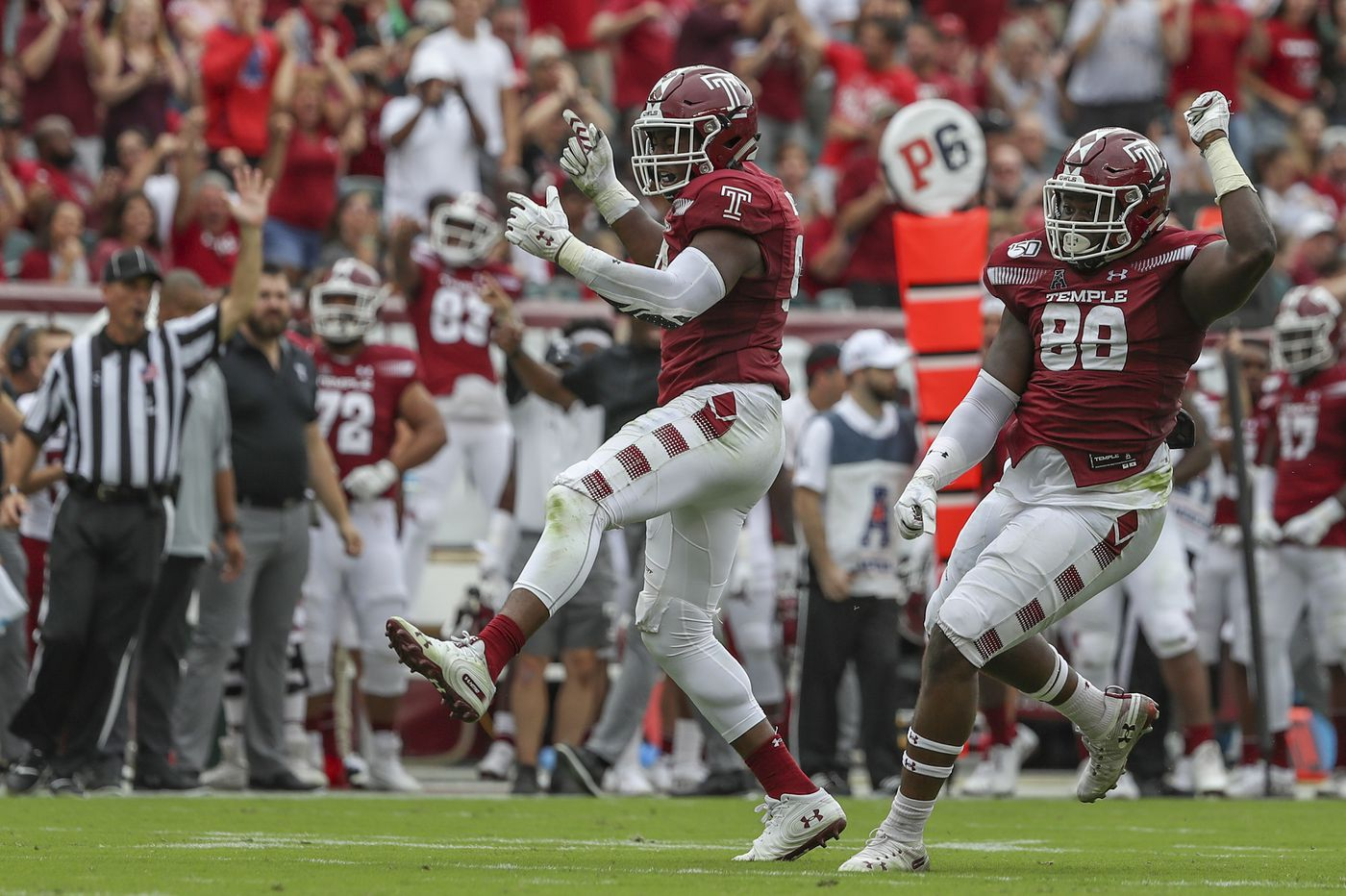 Temple's Quincy Roche says that transferring is the best decision for him and his family