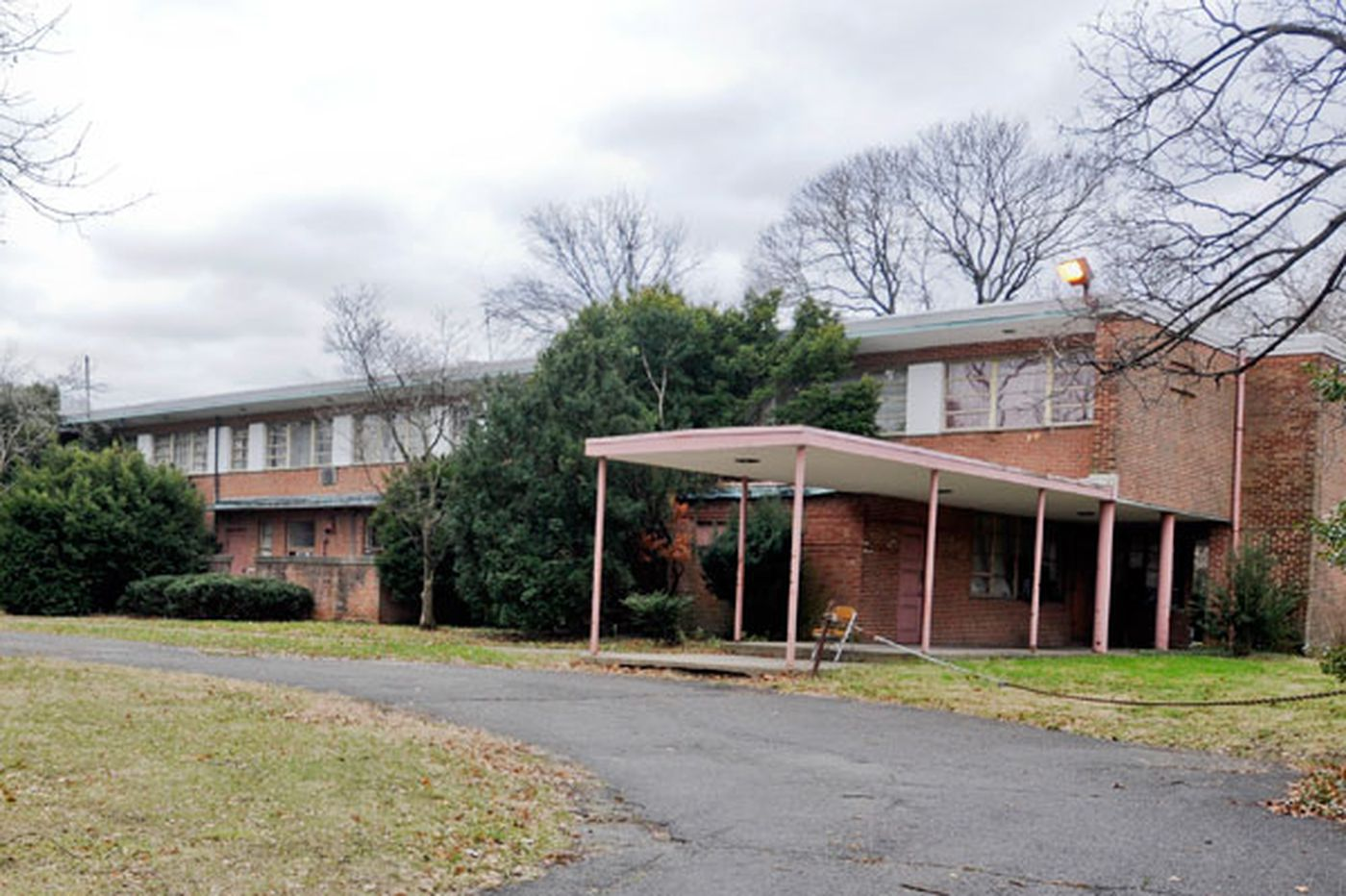 Philadelphia property with a past goes on auction block