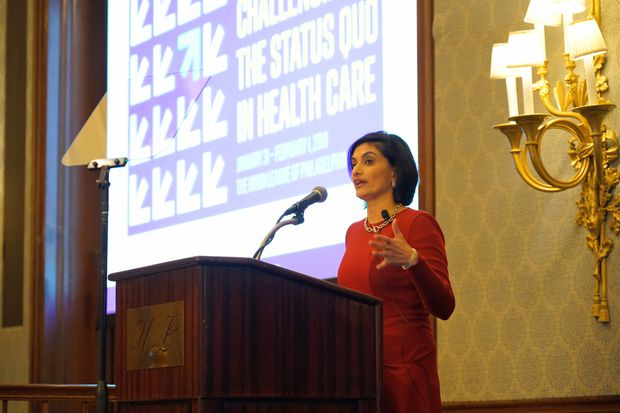 Medicare chief tells Philly conference: Patients must be part of controlling health-care costs