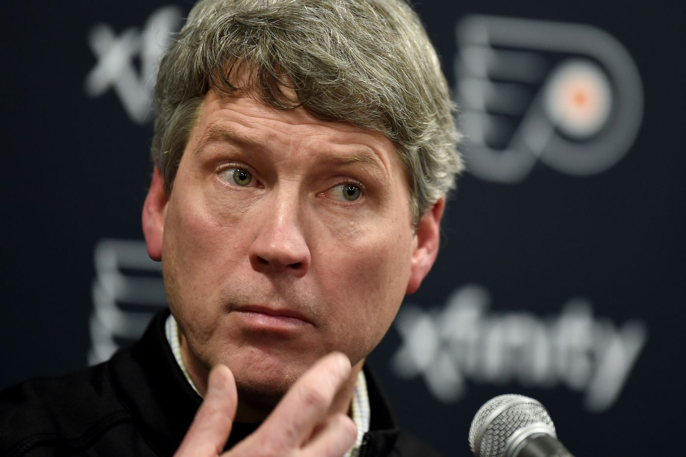 Flyers GM Chuck Fletcher vowed to be aggressive, and he has been | Sam Donnellon