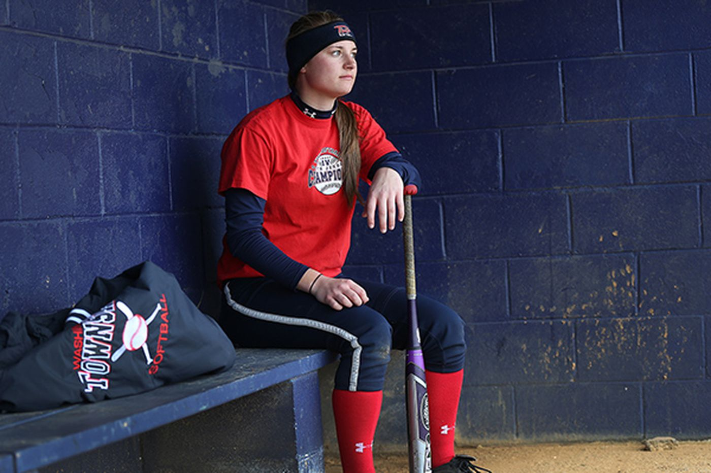 Washington Township's Hughes following in brother's footsteps