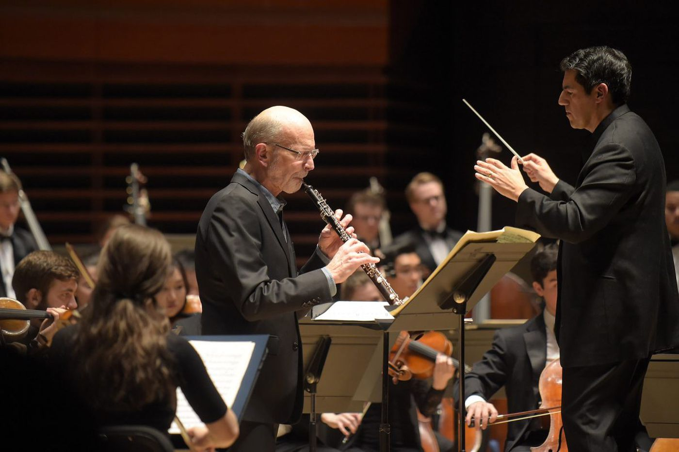 Philadelphia Orchestra principal oboist Woodhams to retire