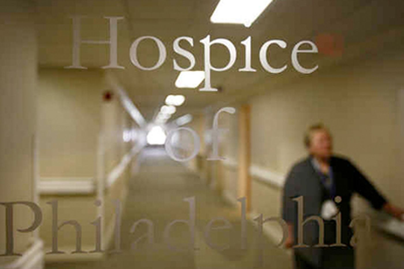 New market for special end-of-life care that is inpatient