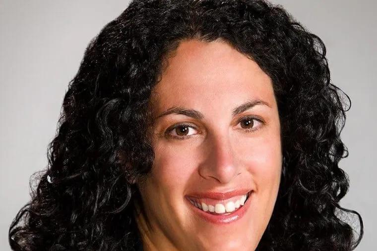Philadelphia Mayor's Fund Executive Director Jody Greenblatt
