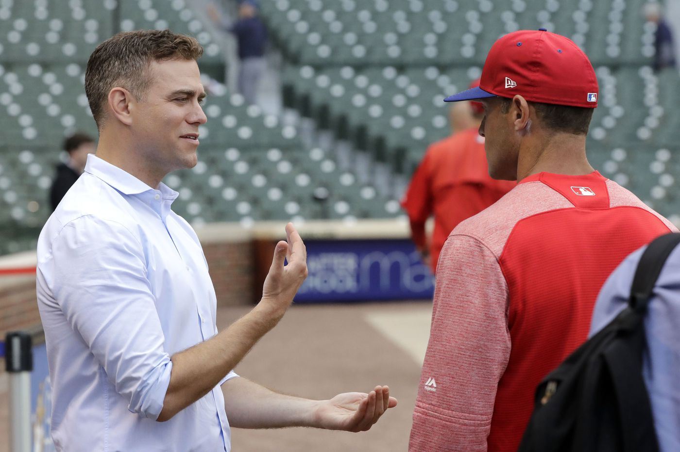 Theo Epstein's ambitions may be bigger than what the Phillies are willing to offer | Scott Lauber