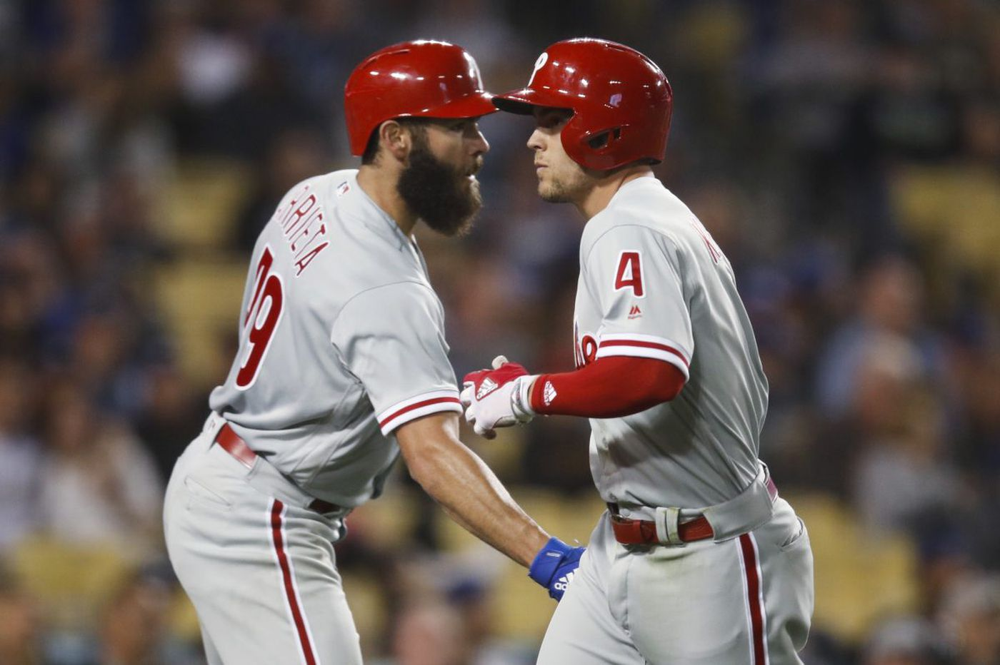 It's all about pitching as Jake Arrieta, Phillies keep rolling | Extra Innings