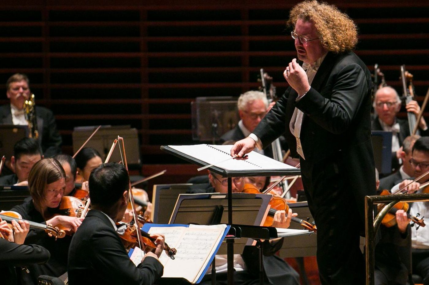 Denève gives Philadelphia Orchestra patrons another round of Guillaume Connesson