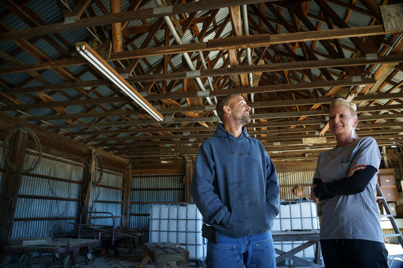 A sawmill opens in the heart of South Jersey's Pine Barrens