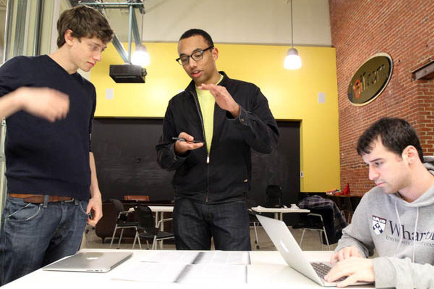 Fund lets students follow entrepreneurial dreams