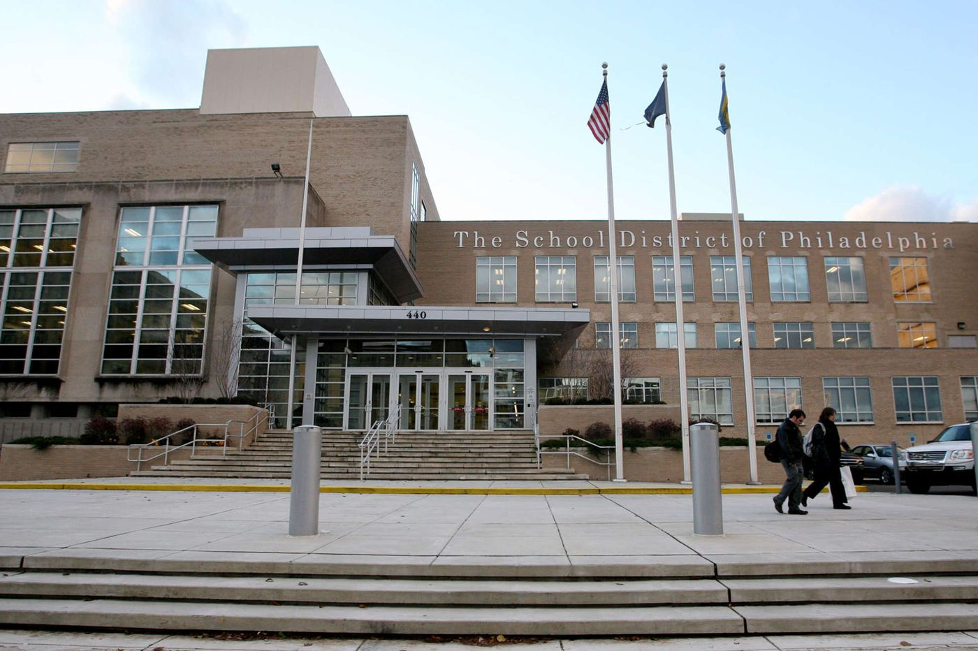 Facing a grim budget, Philadelphia School District may need to lay off employees
