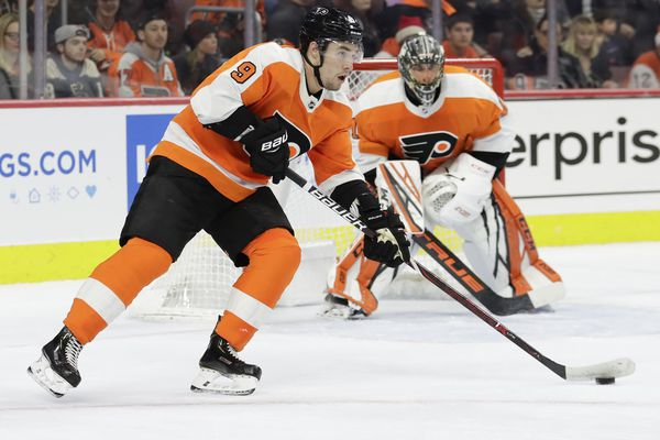 Flyers-Predators observations: Something seems off with Ivan Provorov