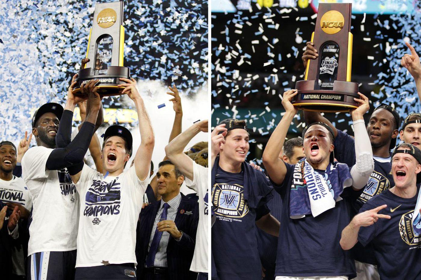 Which Villanova NCAA championship team was better, 2016 or 2018? | Bob Ford