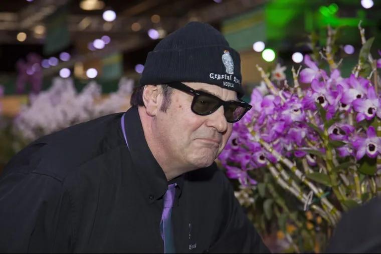 Dan Aykroyd at Philadelphia Flower Show, 2015