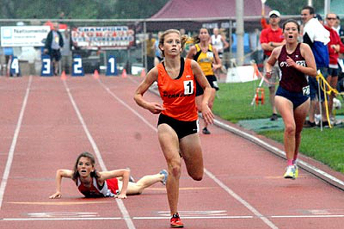 Sargent: Southeastern Pa. girls' track athlete of year