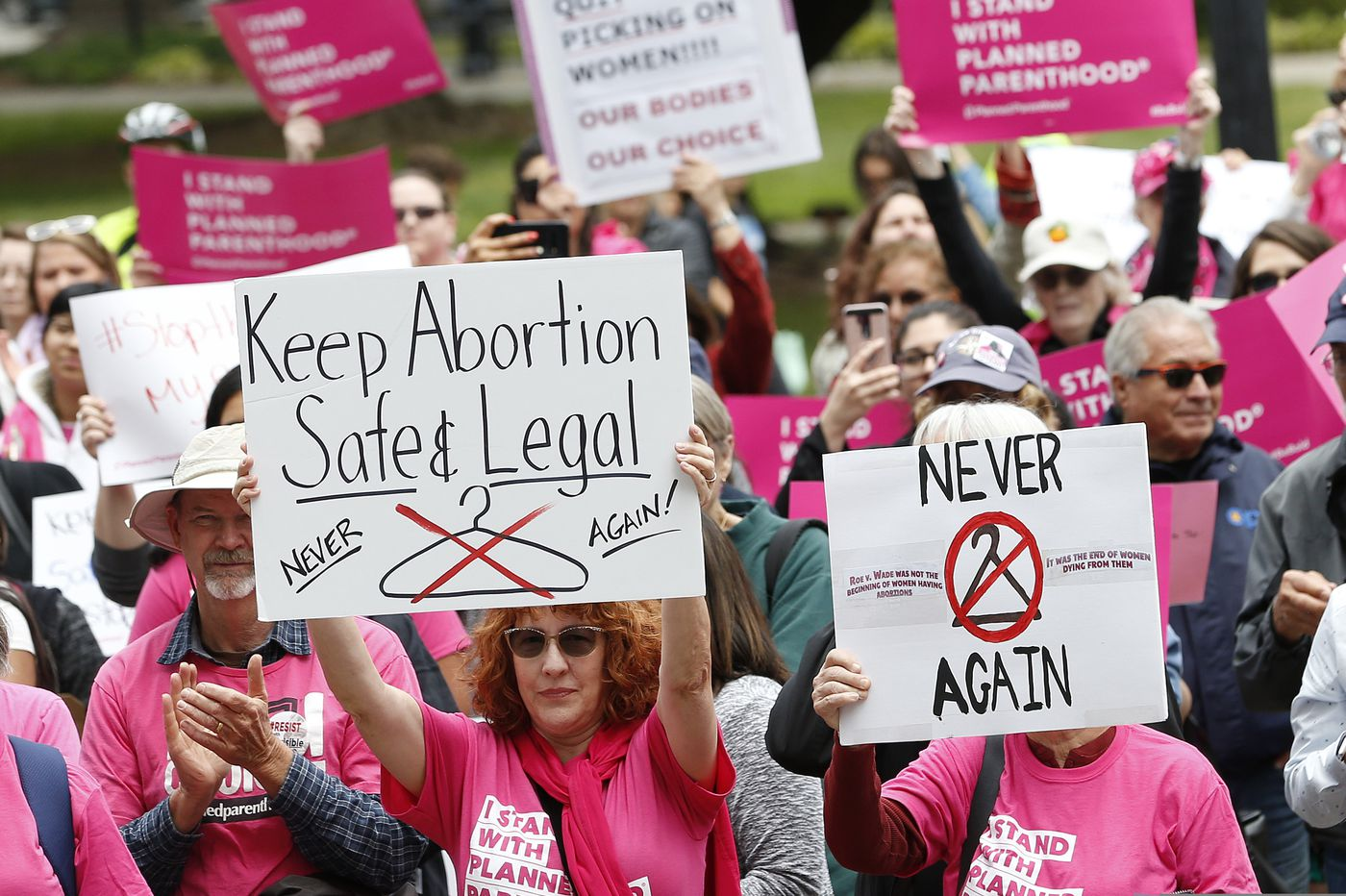 Nevada lawmakers close to repealing tough abortion rules