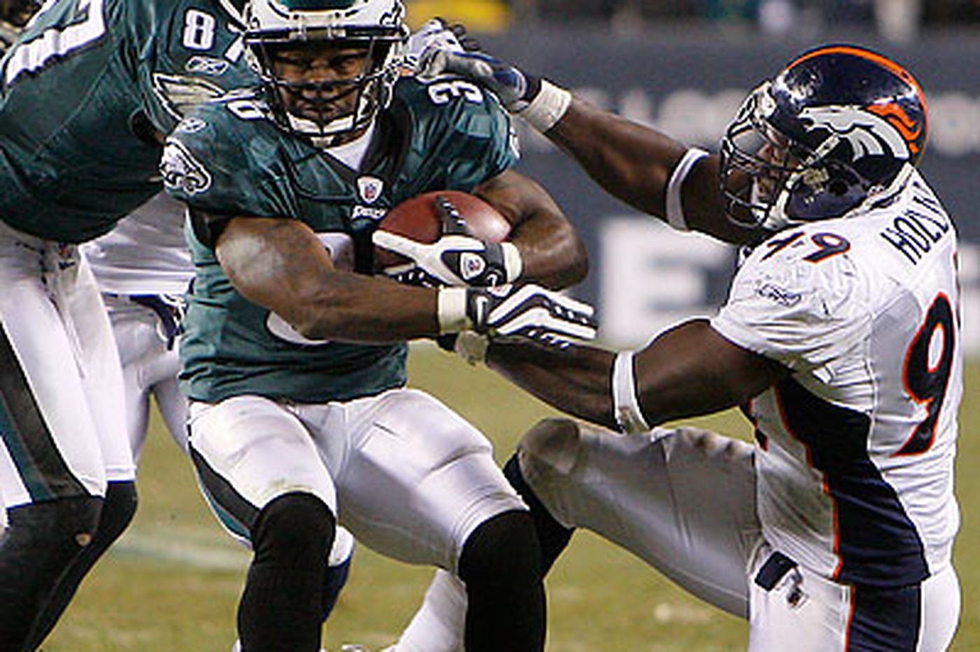 Eagles Notebook: Eagles' Westbrook shakes some rust in return