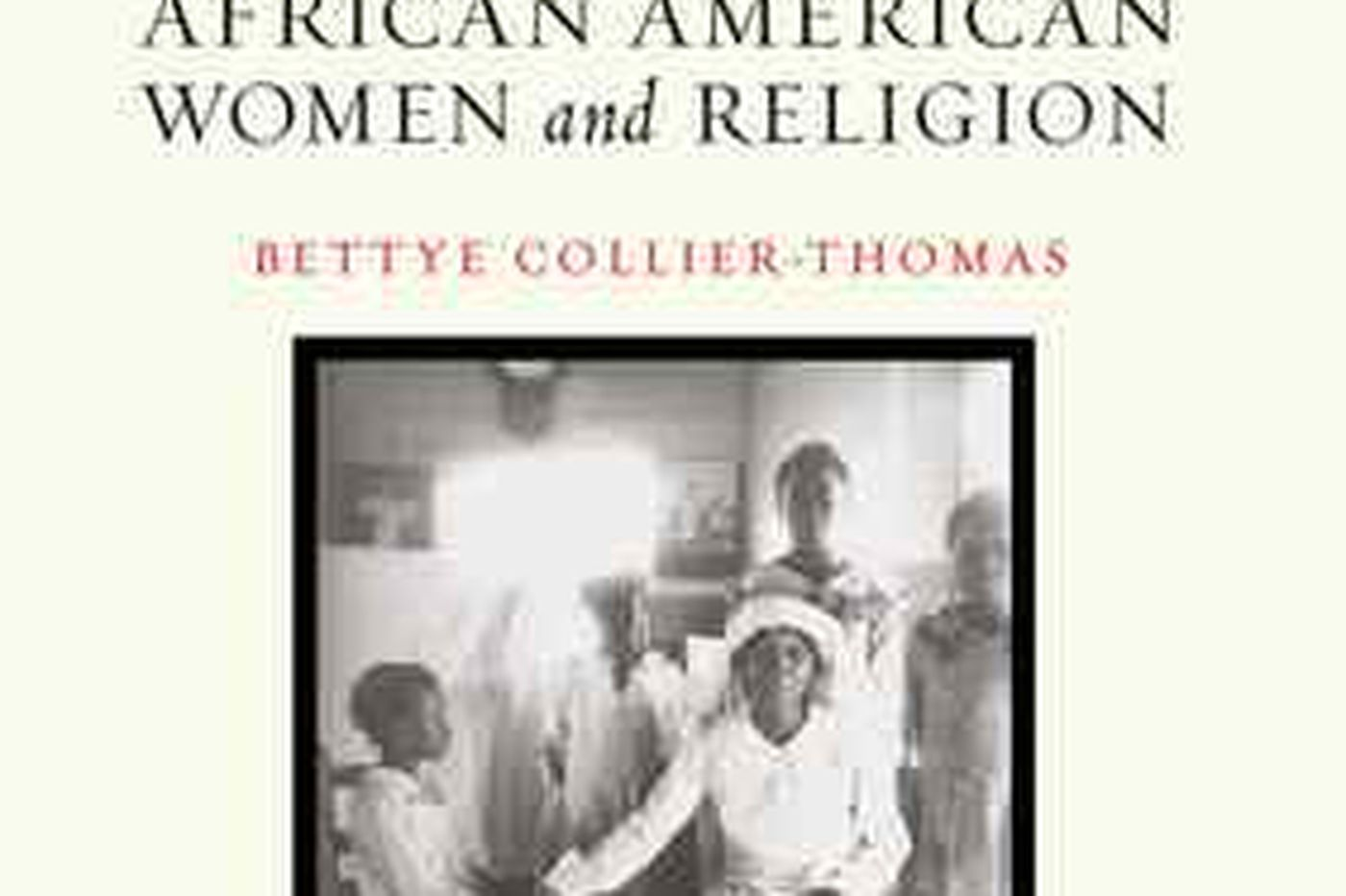 Black women's influence of faith